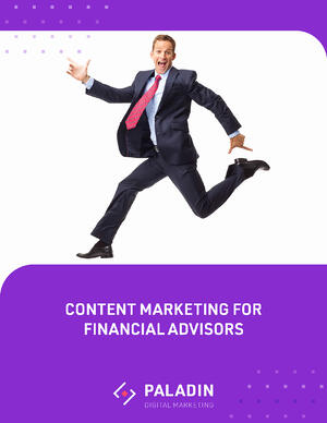 PDM eBook Content Marketing For Financial Advisors
