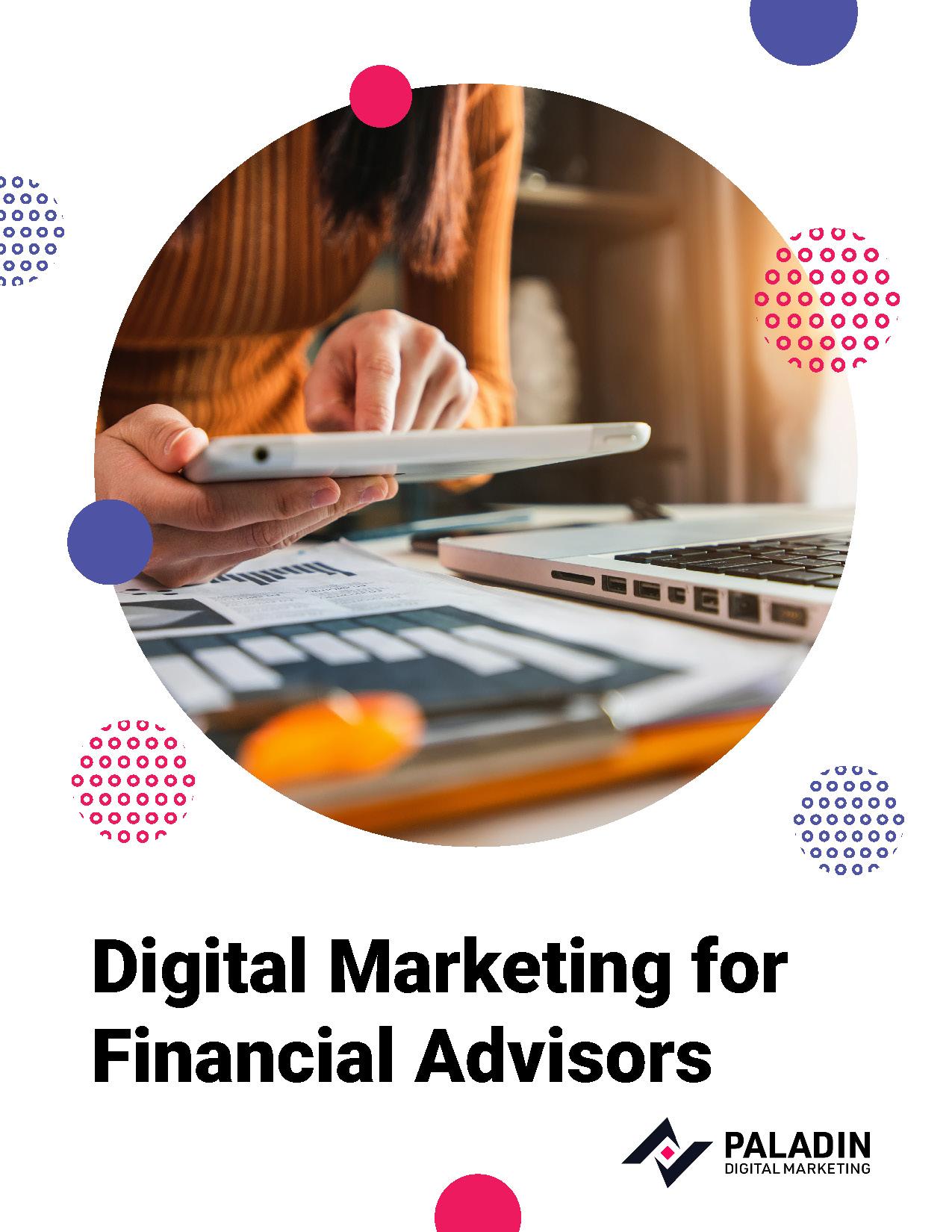 eBook-Digital Marketing for Financial Advisors